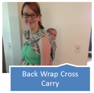 back wrap cross carry