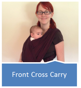 Front cross Carrry