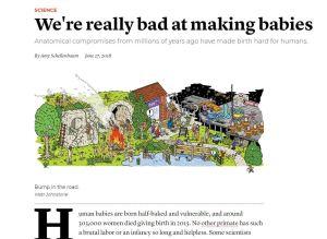 popular science bad at making babies